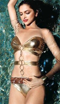 Deepika Padukone Bikini Nude